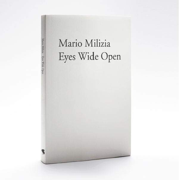 A book: Eyes Wide Open - Mario Milizia