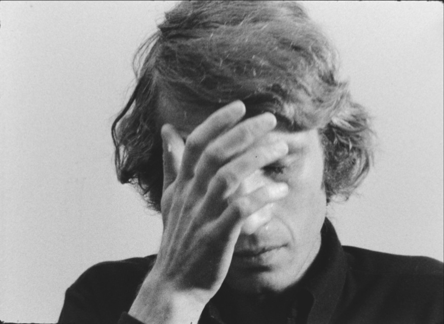 "Bas Jan Ader I'm too sad to tell you, 1971 pellicola 16 mm in bianco e nero, muto / black and white 16 mm, silent 3'34"" Creditline: Museum Boijmans Van Beuningen, Rotterdam"