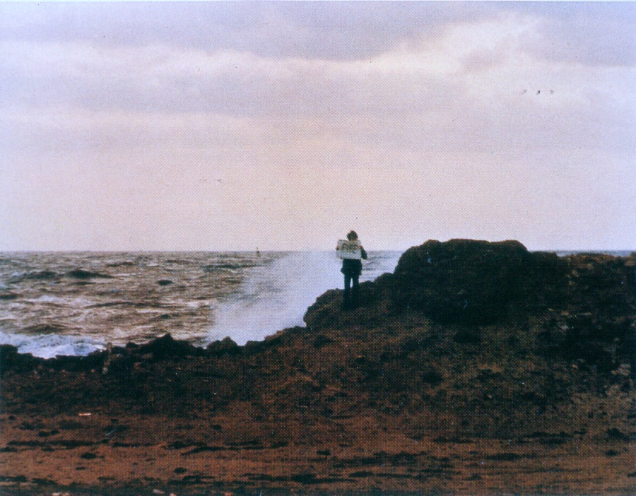 Bas Jan Ader Untitled (The Elements),   1971/1973/2003 C-print - ed. 3 28,  7 x 35,  5 cm In collaborazione con / In cooperation with the Bas Jan Ader Estate,   Mary Sue Ader Andersen and Patrick Painter Editions