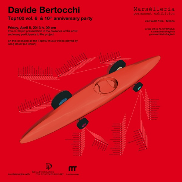Davide Bertocchi,   TOP100  Vol. 6