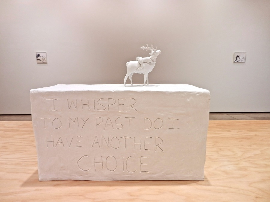 Tracey Emin: I Followed You To The Sun - Installation view,   540 West 26th Street - Lehmann Maupin NY