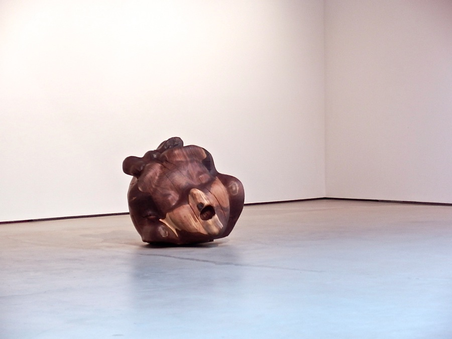 Paul McCarthy,   White Snow,   Cindy,   2012,   Black Walnut,   Hauser & Wirth  NY