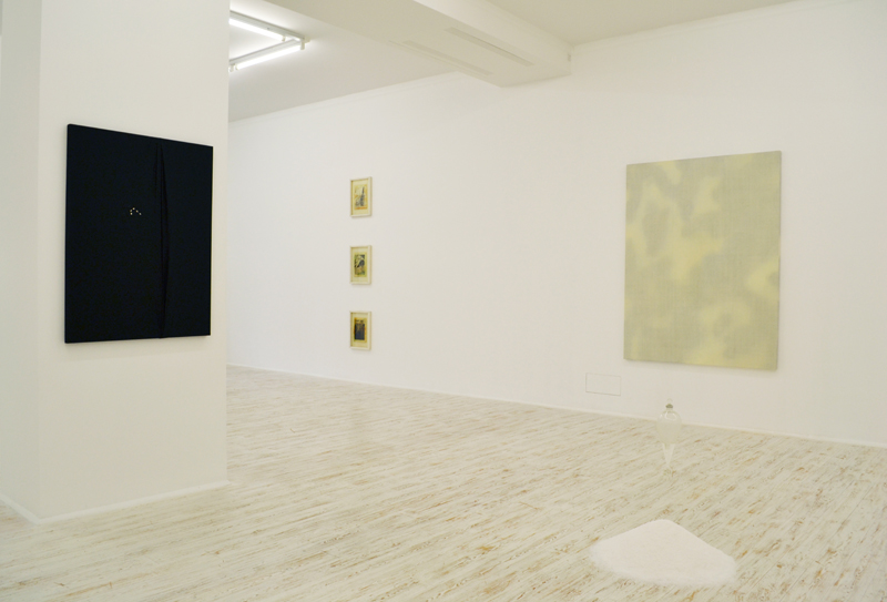 Thomas Brambilla  - Too big or not too big 2013 installation view