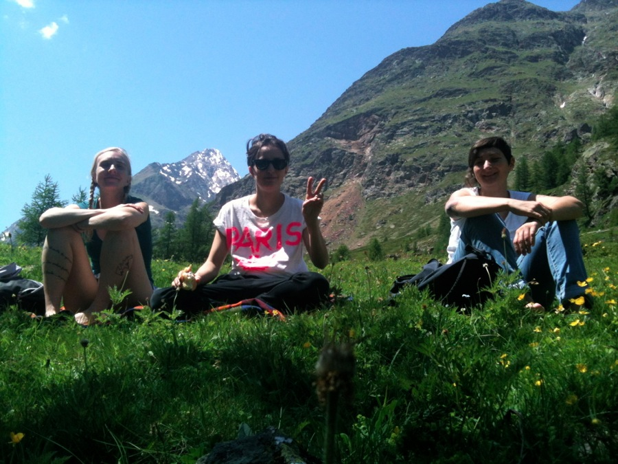 Alice Ronchi and Friends
