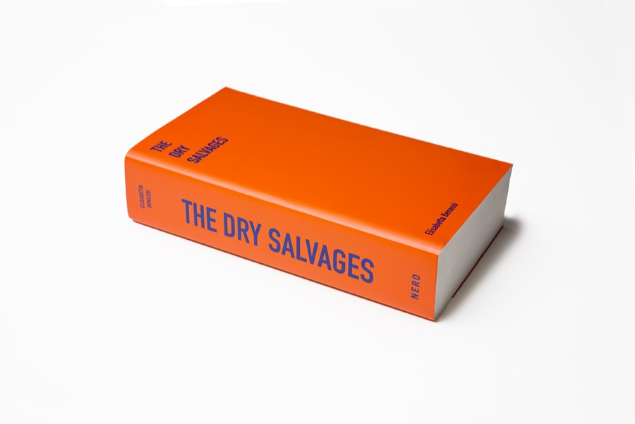 Elisabetta Benassi,   The Dry Salvages,   Nero Publication
