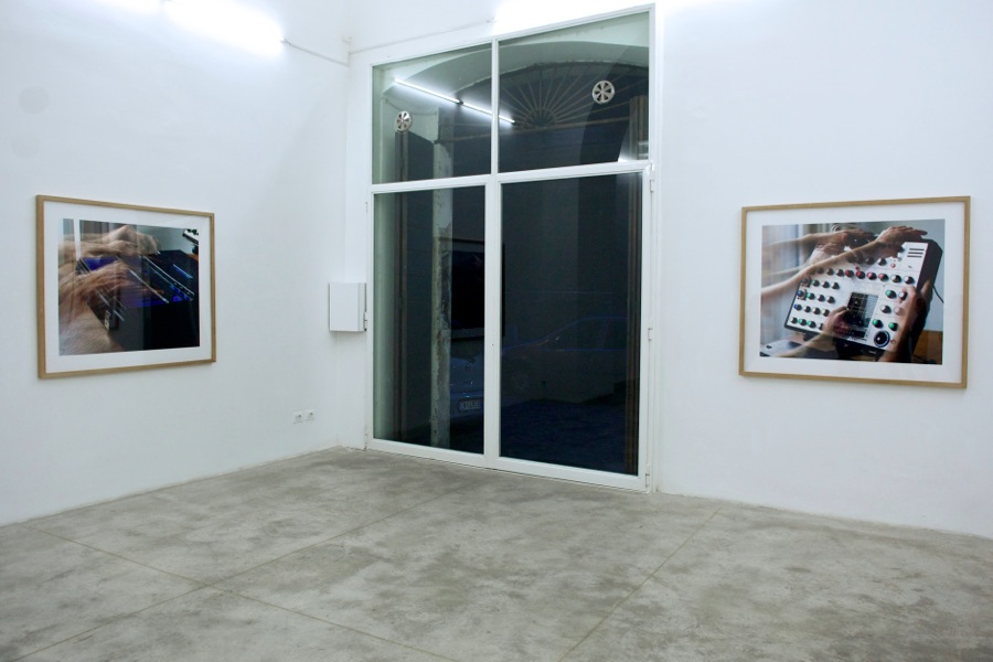 Laurent Montaron,   Everyting we see could be something else,   2014 Installation view at Monitor,   Rome Photo credit: Massimo Valicchia Courtesy: the artist and Monitor,   Rome