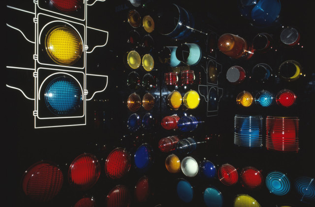 Daniel Faust, Corning Museum of Glass, Corning, New York, 1986, Courtesy Norma Mangione, Torino