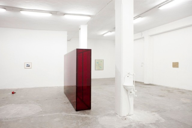 Installation view, courtesy  CO2, Torino foto Cristina Gavello