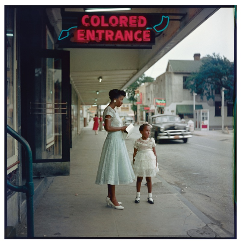 Gordon Parks Grandi magazzini Birmingham,   Alabama,   1956 © The Gordon Parks Foundation