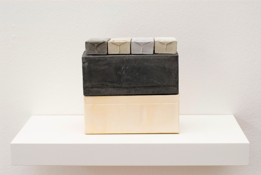 Rachel Whiteread. Study for Room ? MAMbo,   Bologna