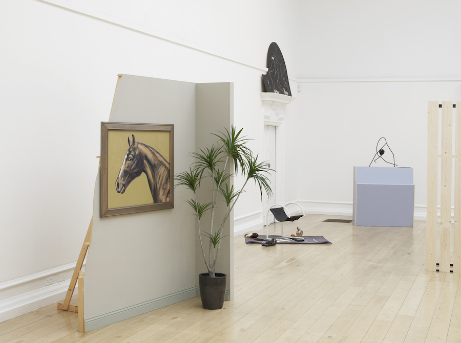 Installation view at the South London Gallery,   2014,   Photos by Andy Keate.