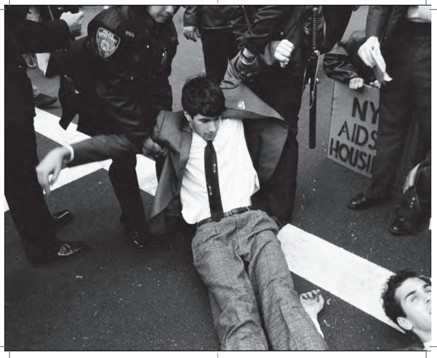 ? ? REBELS REBEL. AIDS,   Art and Activism in New York,   1979-1989