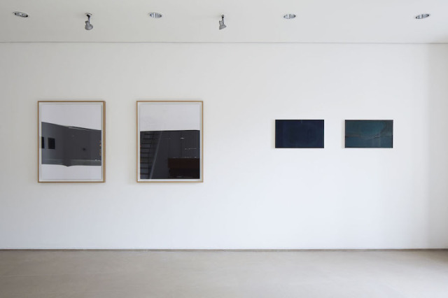 Luce Coatta_ installation view. Courtesy Artopia Gallery_  (Catelani, Meoni)_ 1