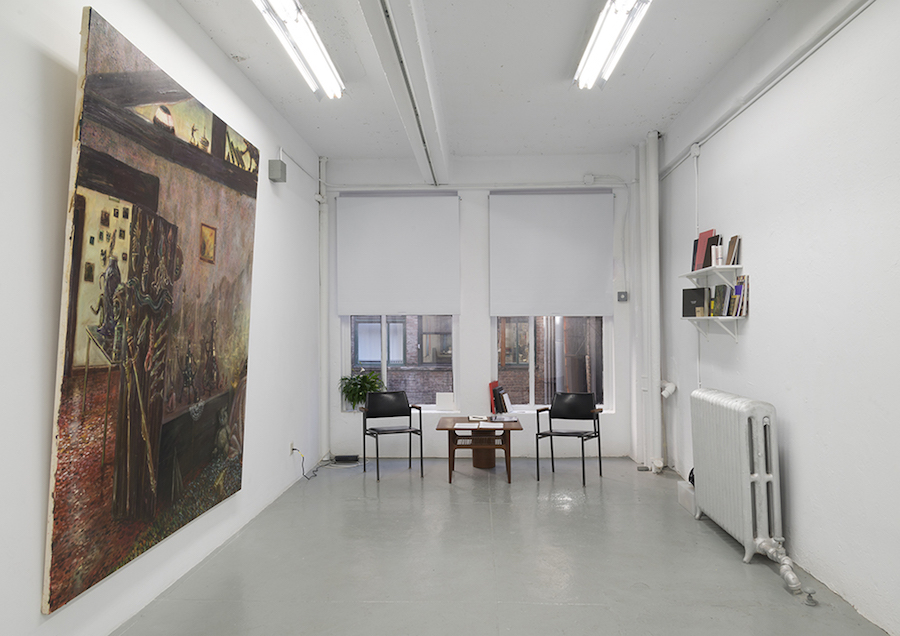 Thomas Braida,   Solo Show,   2014 installation view at Monitor Studio,   New York?Courtesy: the artist and Monitor,   Rome-NY ph credits Adam Reich