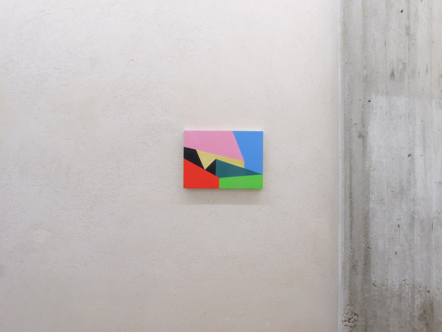 nicola melinelli - oil on canvas,   35x25,   2014. courtesy CAR.DRDE,   Bologna