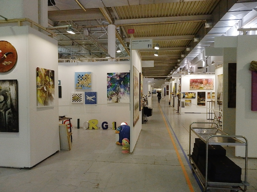 Affordable Art Fair 2015 Superstudiopiu? Milano