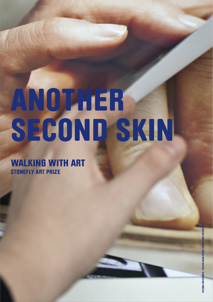 Locandina BLM / Another Second Skin 2015