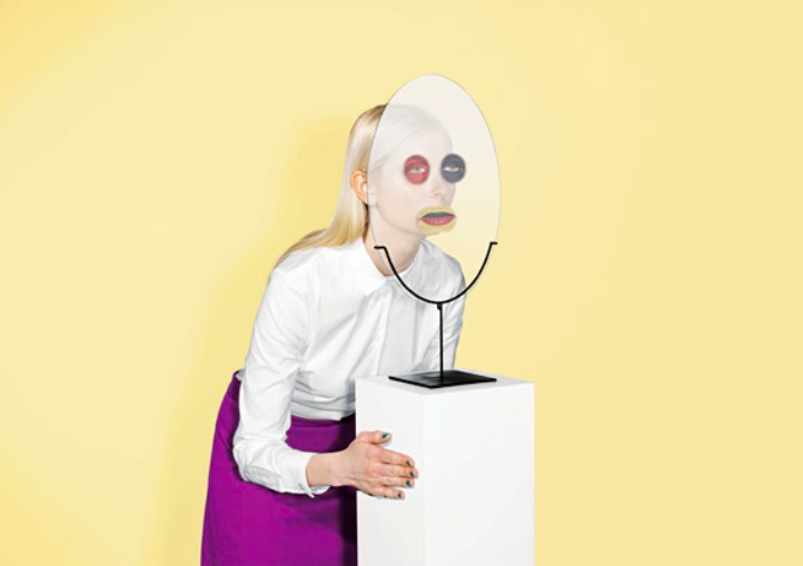 #Mask #ECAL #PhotoBooth - ECAL:Jaehoon Jung & Purithat Thongphubal - Photos : Nicolas Haeni