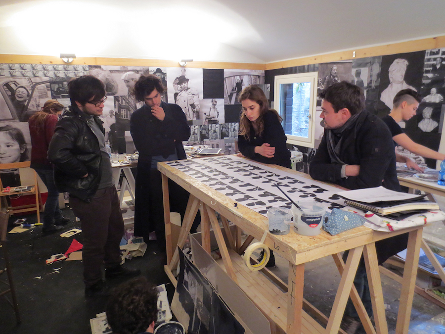 Workshop Geometrie  del potere  — A plus A Venezia 2015
