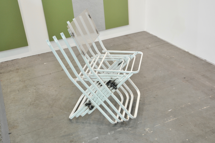 Berthold Pott, Cologne - New Entries, Artissima 2015 - Foto: Giovanna Repetto