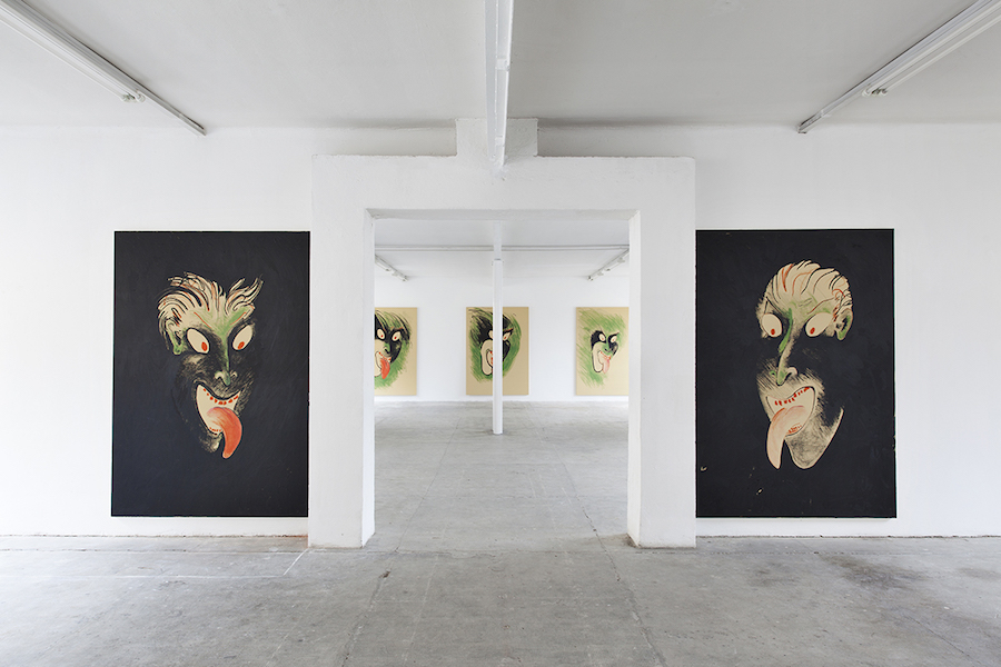 Short interview with Calvin Marcus  Peep-Hole,   Milan