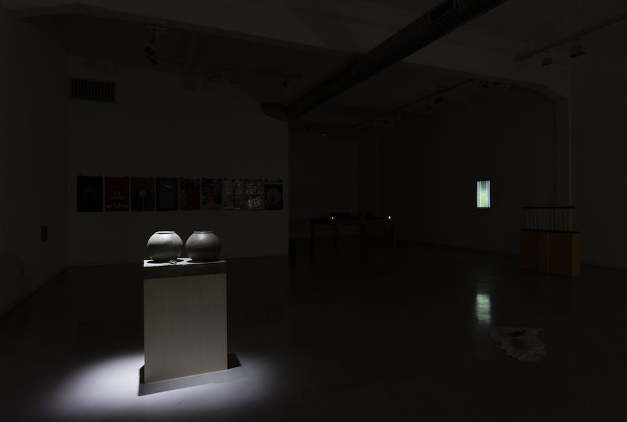 Local Objects,   Installation view,   courtesy Ikeyazhang,   ph.credits Andrea Rossetti.