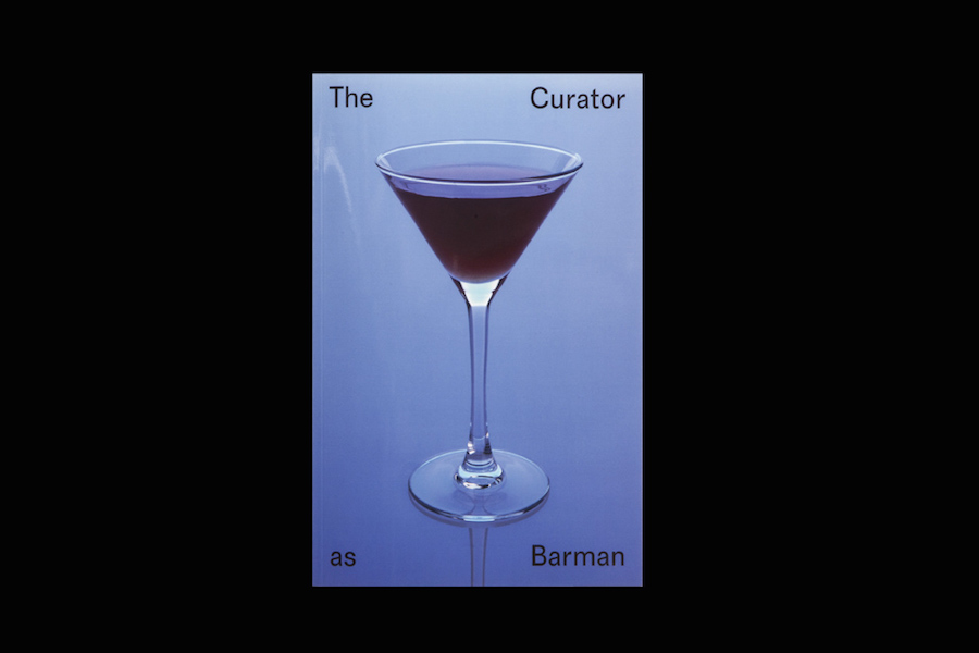 The curator as barman