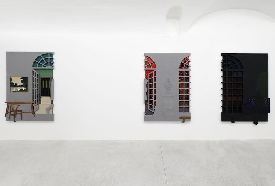 In a Year,   2015. Installation Views. Photos by Roberto Apa