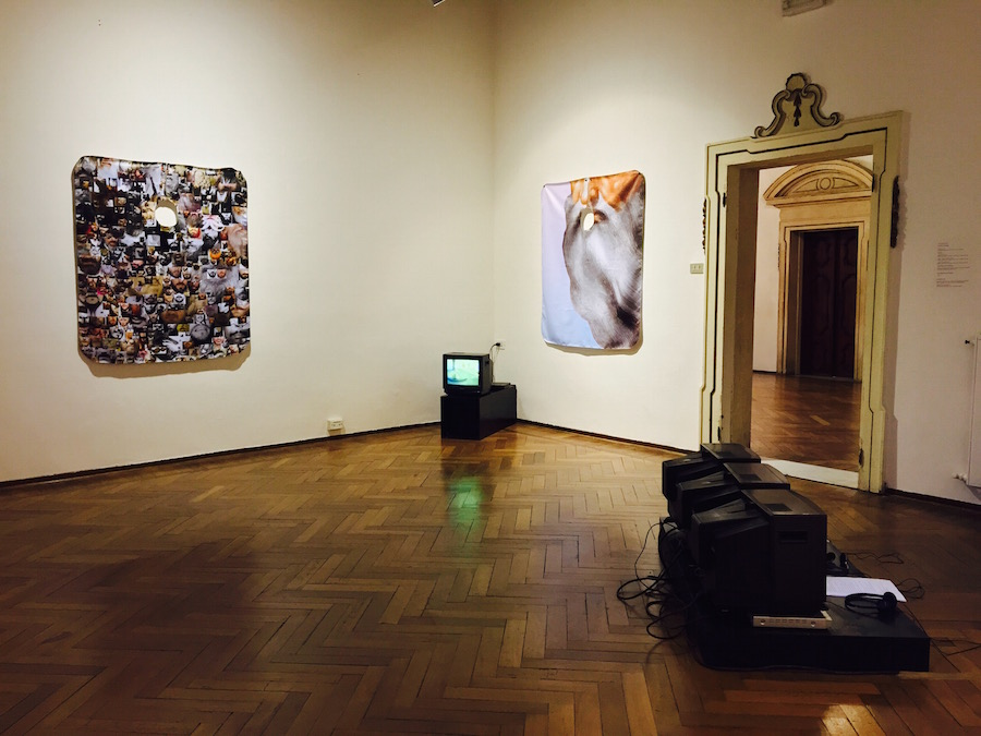 The Cool Couple,   A kind of display,   installation view,   courtesy of the artists and Fondazione Bevilacqua La Masa