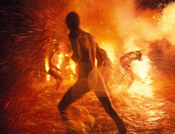 Interview with Ryan McGinley — The Four Seasons