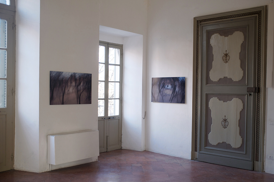 Em'kal Eyongakpa, Exhibition view. Photo by PH. ROSSPEC. Courtesy Apalazzo Gallery
