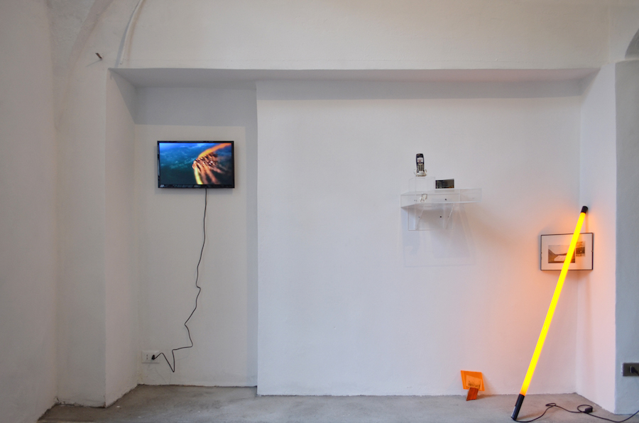 Bahamut?, Current Milano, 2016 - Installation view