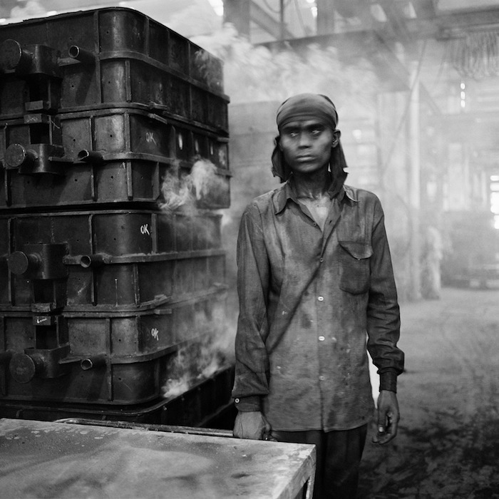 """Dayanita Singh, Senza titolo Dalla proiezione """"Factories"""", 2016 Untitled From the projection """"Factories"""", 2016 Courtesy of the artist and Frith Street Gallery, London © Dayanita Singh"""