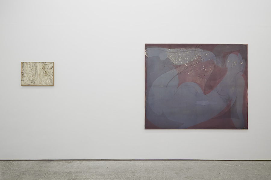 Aimée Parrott, Installation View 1 , September 2016, Breese Little, London