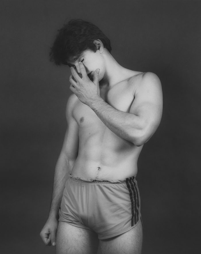 Robert Mapplethorpe Arthur Diovanni 1982 © Robert Mapplethorpe Foundation. Used by permission Courtesy Alison Jacques Gallery,   London