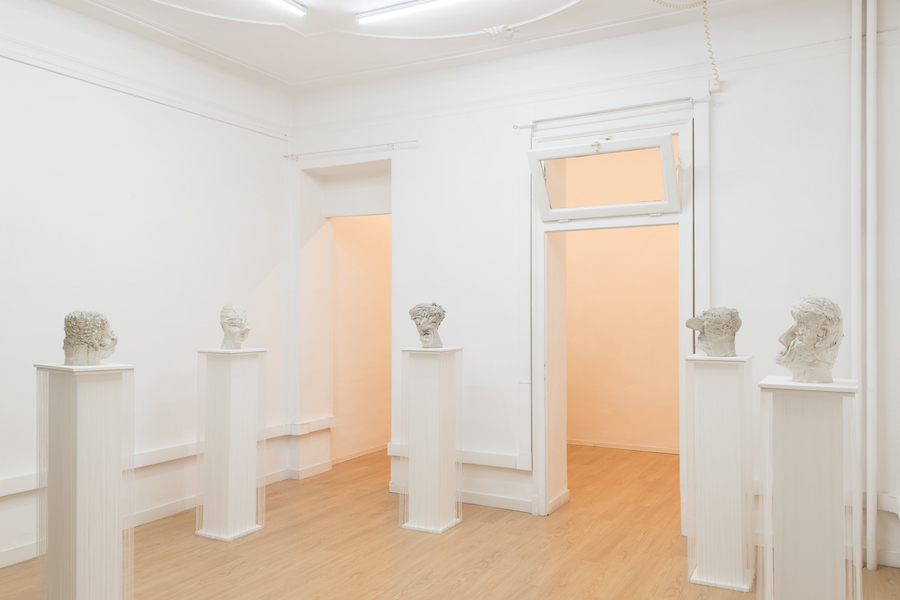 Cleo Fariselli, Calipso, Installation view - Courtesy Clima Gallery, Milan