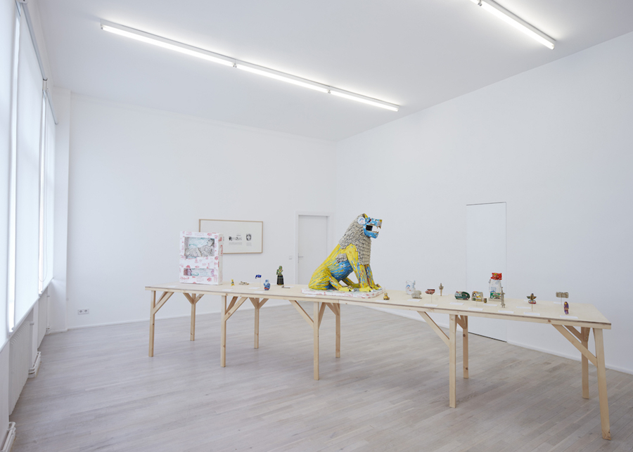 Michael Rakowitz,   The invisible enemy should not exist,   2007 – ongoing,   Courtesy  Galerie Barbara Wien,   Berlin
