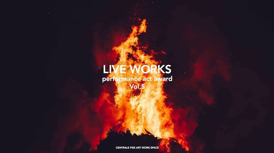 Live Works - Performance Act Award 2017