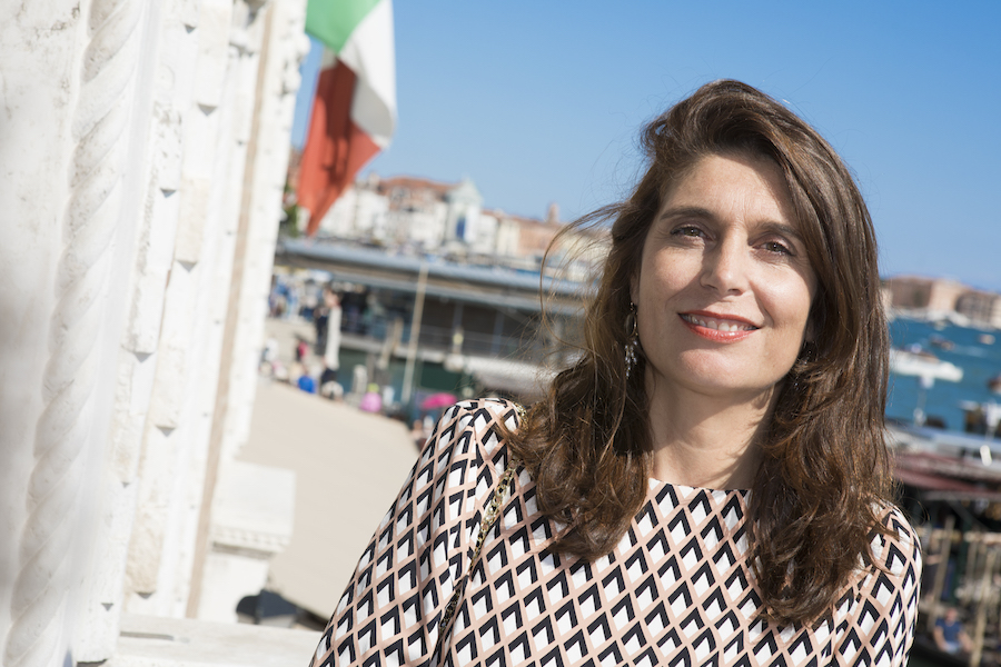 Christine Macel_Photo by Jacopo Salvi_Courtesy La Biennale di Venezia