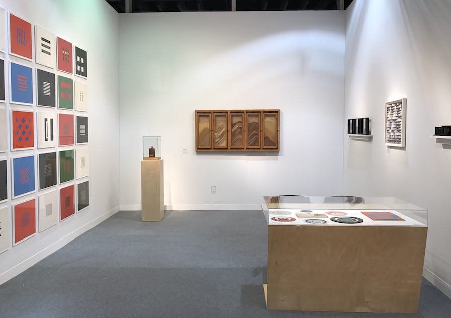 Zucker Art Books - The Armory Show 2017, New York