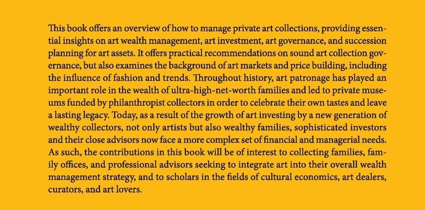 Art Wealth Management | Intervista con Alessia Zorloni