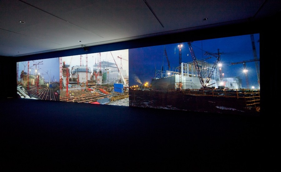 Mika Taanila, The Most Electrified Town In Finland on show at dOCUMENTA (13). Photo Anders Sune Berg