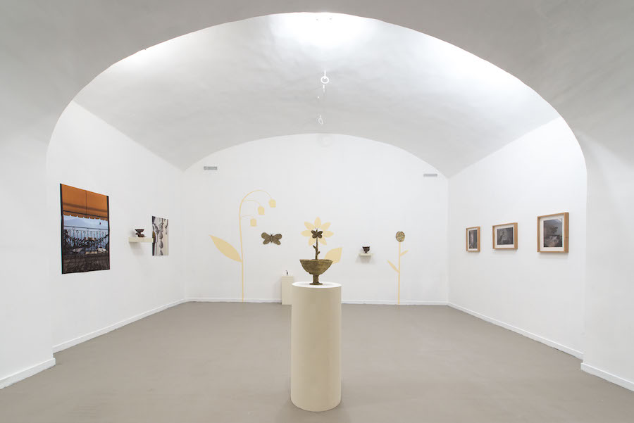 Evgeny Antufiev, Eternal Garden, Installation View - Courtesy z2o Sara Zanin Gallery, Rome