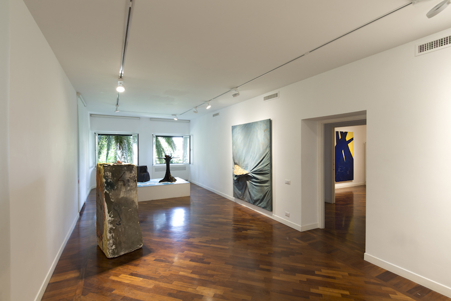 Installation view, photo Francesco Basileo