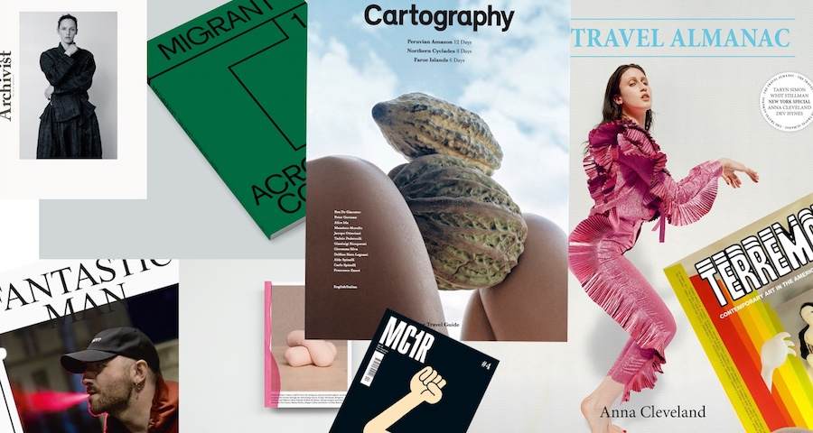 FIAMME — 50 Contemporary Magazines | Tolentini, Library
