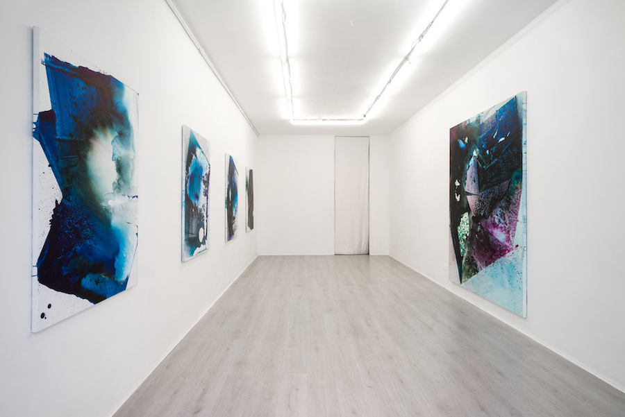 Exhibition view Max Frintrop at A+B gallery - Courtesy dell'artista e A+B Gallery, Brescia.