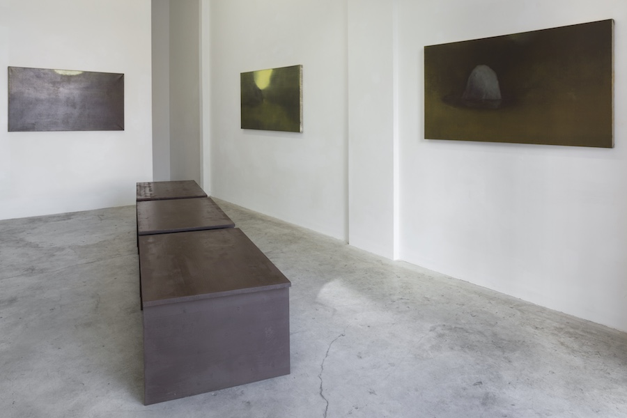 Giulio Saverio Rossi, No Subject - Installation view, LOCALEDUE, Bologna, 2017. Foto di Carlo Favero