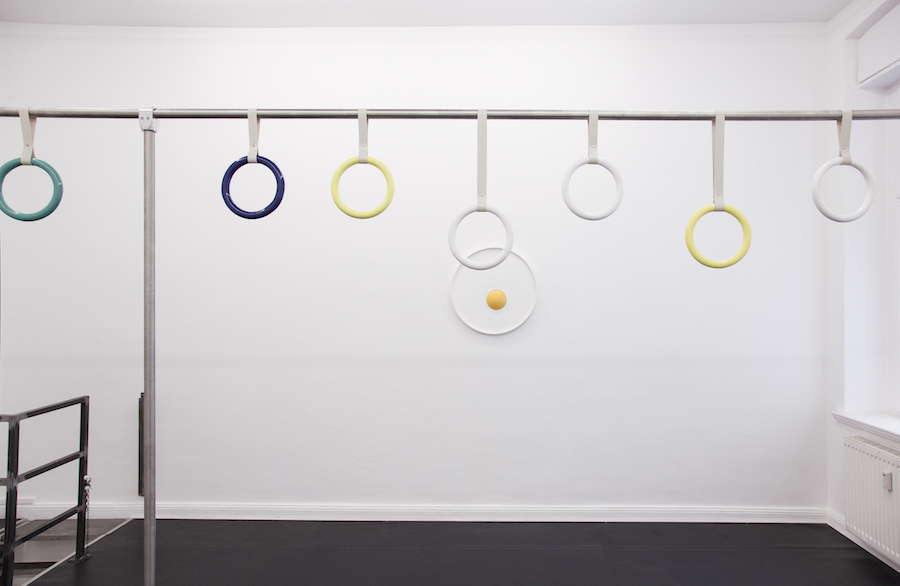 Vanessa Safavi, The Cook and the Smoke Detector, ChertLüdde, Berlin, Installation view