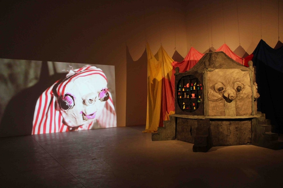 Vision Verticale di Marvin Gaye Chetwynd