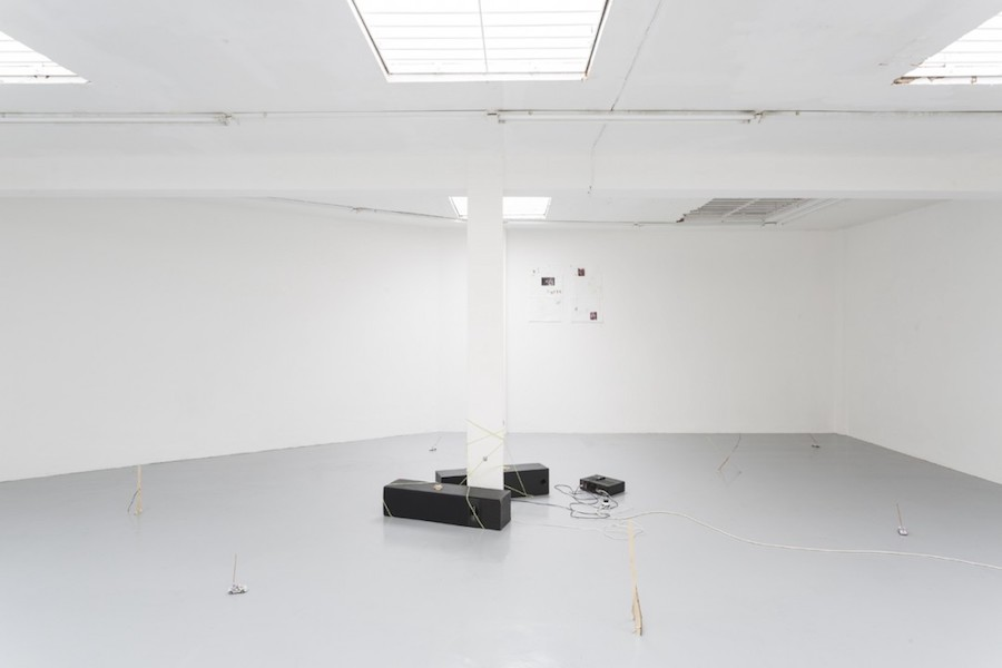 Almanac, Caspar Heinemann Shared Personal Gnosis. Installation view
